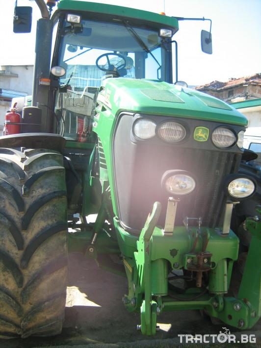 Трактори John Deere 7920 0 - Трактор БГ