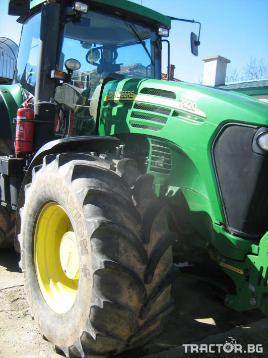 Трактори John Deere 7920 1 - Трактор БГ