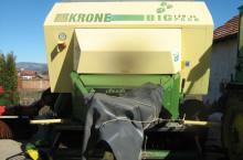 Сламопреса Krone BIGPACK 120-80