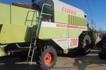 Claas Мега 208