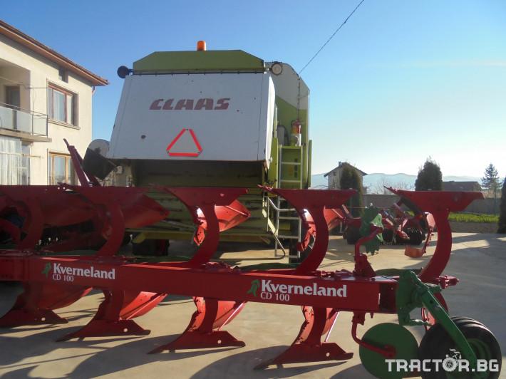 Комбайни Claas Мега 208 1 - Трактор БГ