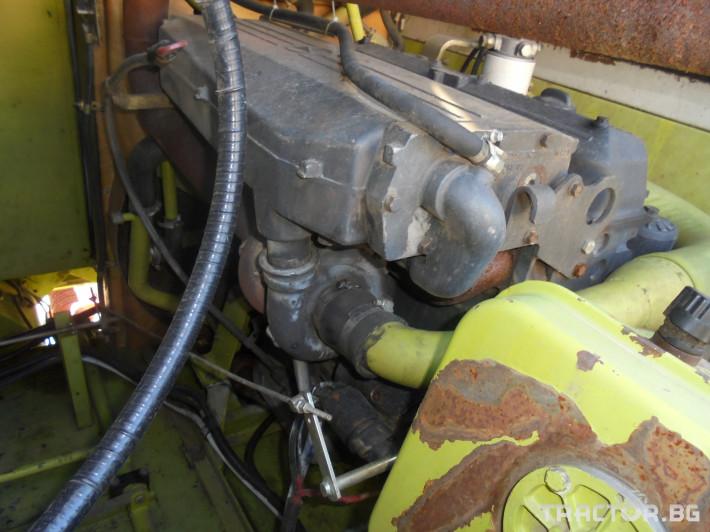 Комбайни Claas Мега 208 6 - Трактор БГ
