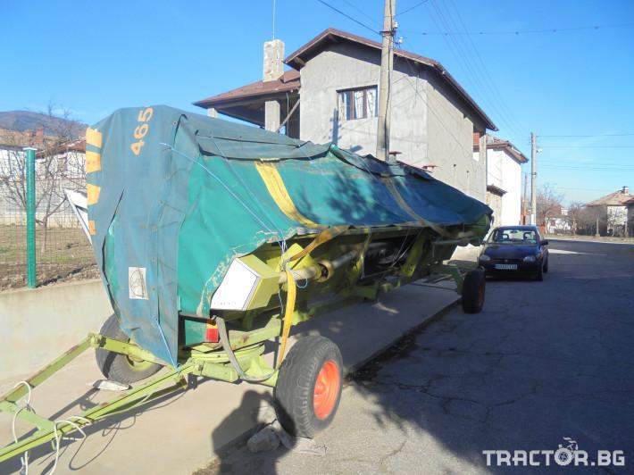 Комбайни Claas Мега 208 9 - Трактор БГ