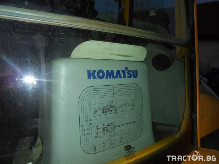Други Багер Komatsu. 9 - Трактор БГ