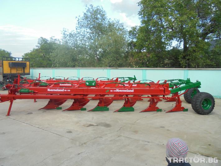 Плугове Плуг Kverneland BB100 1 - Трактор БГ