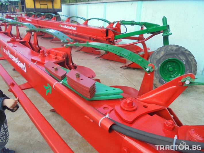 Плугове Плуг Kverneland BB100 5 - Трактор БГ