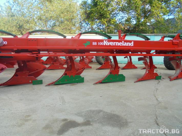 Плугове Плуг Kverneland BB100 10 - Трактор БГ