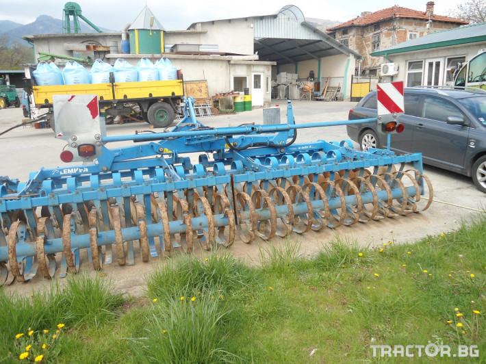 Брани Lemken Rubin 1 - Трактор БГ