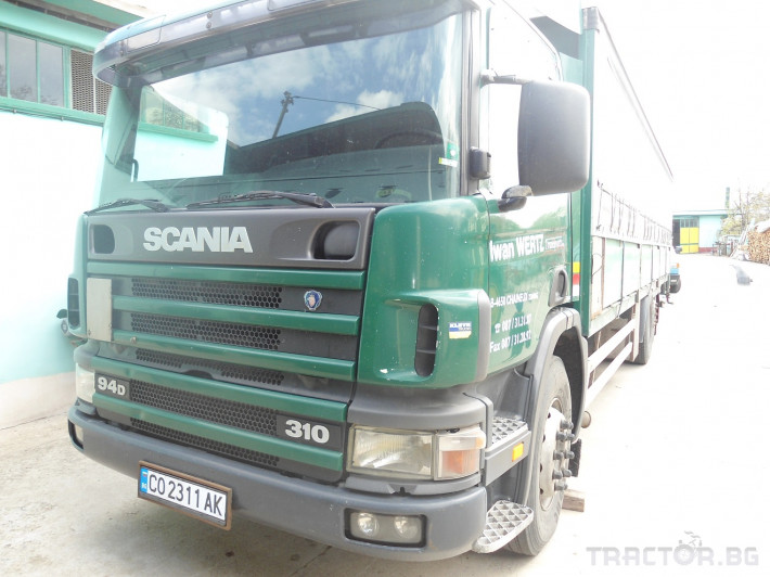Други Внос SCANIA 0 - Трактор БГ