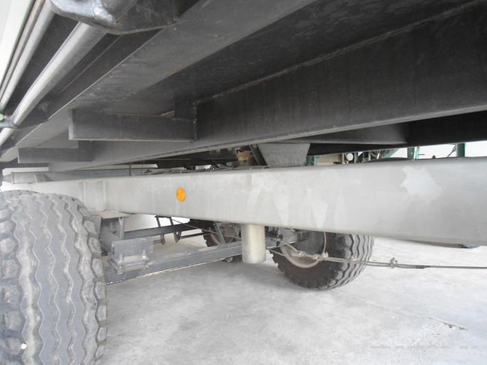 Ремаркета и цистерни Fliegl 8000 4 - Трактор БГ