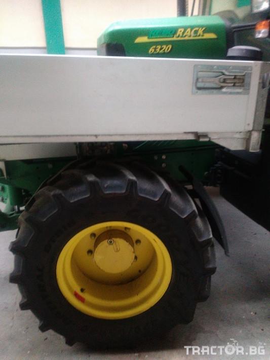 Трактори John Deere 6320 0 - Трактор БГ