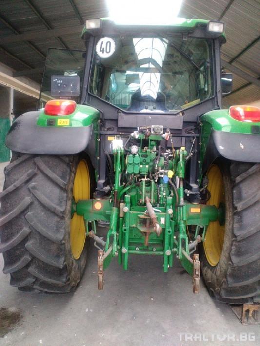 Трактори John Deere 6320 4 - Трактор БГ