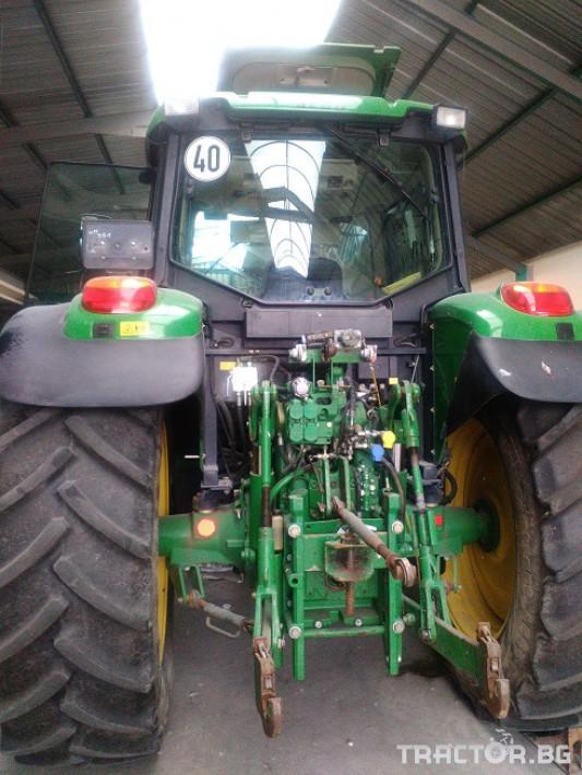 Трактори John Deere 6320 8 - Трактор БГ