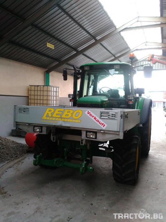 Трактори John Deere 6320 9 - Трактор БГ