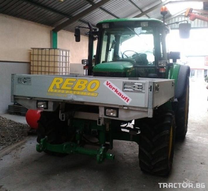 Трактори John Deere 6320 10 - Трактор БГ