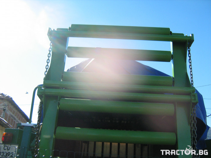 Трактори John Deere 7920 5 - Трактор БГ