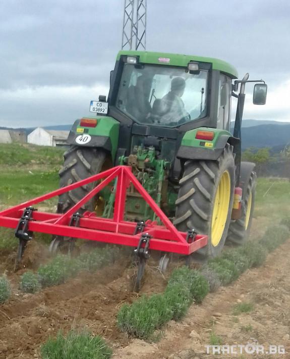 Култиватори Продълбочител EBAK 2 - Трактор БГ