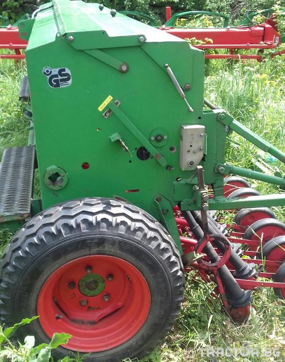Сеялки Сеялка HASSIA 400 1 - Трактор БГ