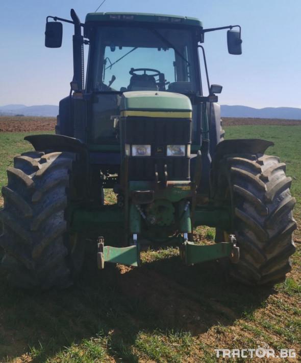 Трактори John-Deere 6610 0 - Трактор БГ
