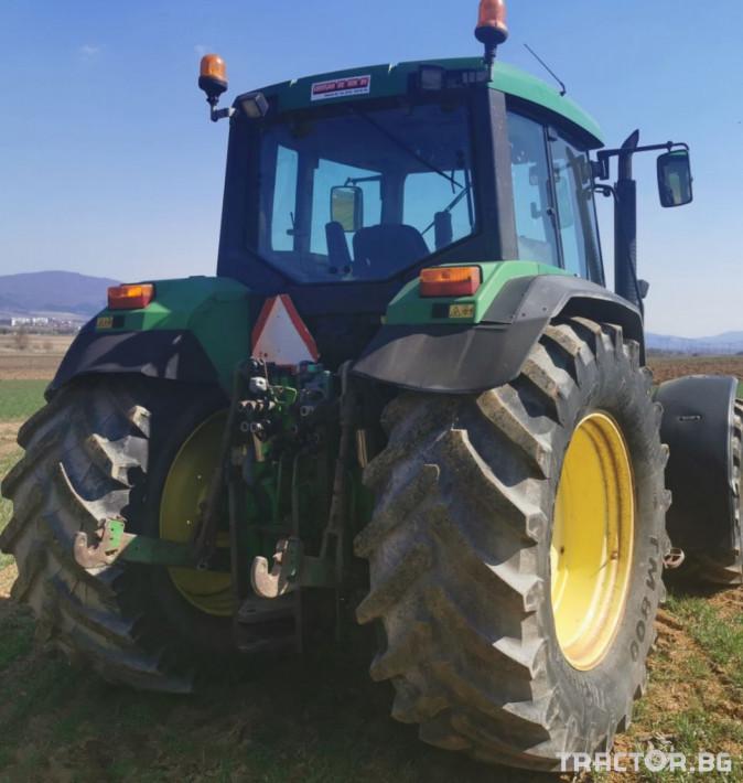 Трактори John-Deere 6610 1 - Трактор БГ