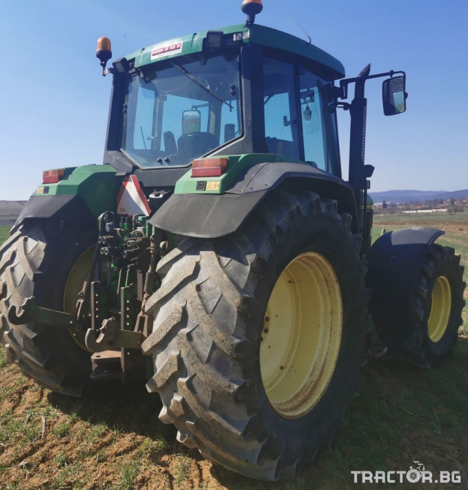 Трактори John-Deere 6610 2 - Трактор БГ