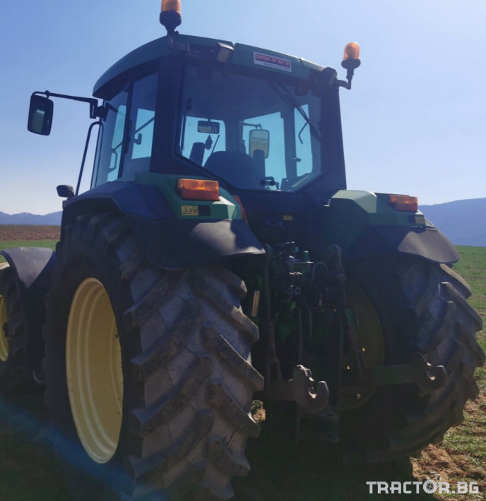 Трактори John-Deere 6610 4 - Трактор БГ