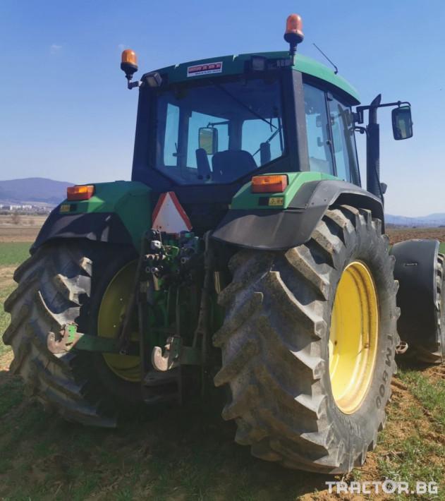 Трактори John-Deere 6610 7 - Трактор БГ